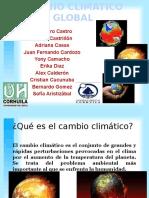 Cambio Climatico Sabado