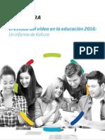 El estado del video en la educacion 2016.pdf