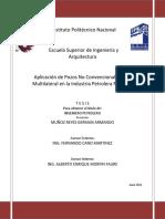 Aplicación de Pozos No Convencionales Tipo Multilateral en La Industria Petrolera Nacional