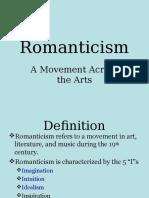 intro to romanticism