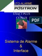 Auto Alarme Positron