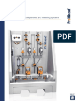 Metering Pumps Components Metering Systems ProMinent Product Catalogue 2017 Volume 1