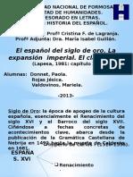 Historia Del Español