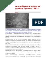 nacisticki robovski logor za srbe u rudnik utrepca 1941.docx