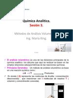 Sesion 3. Quimica Analitica
