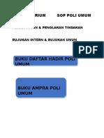 Print Poli Umum