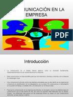 [PD] Presentaciones - La Comunicacion en La Empresa 2