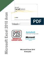Apostila Excel 2010 Avançado- Revisão 00-10-05-2011