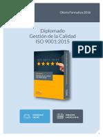 Tema 1 Diplomado Gestion Calidad Iso 9001 2015