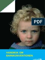 Handbok om barnkonventionen - kort version