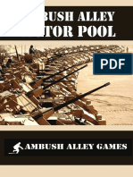 Ambush Alley - Motor Pool