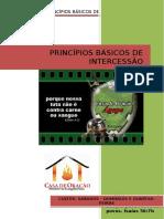 Principios Basicos de Intercessao Editada Setembro 2015