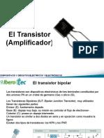 Semana7 PPT Transistor Amplificador 2015-1