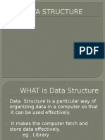 1.Data Structure Intro Array and String