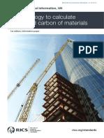 RICS - Methodology Embodied Carbon Final.pdf