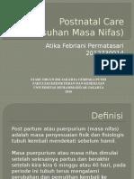 Postnatal Care Refreshing - ATIKA