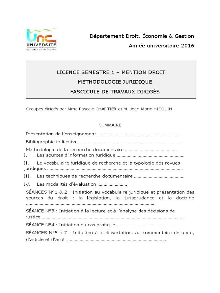 sujet dissertation droit constitutionnel l1 semestre 2