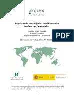 argelia, fundación alternativas