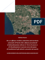 Per un efficace riordino urbanistico del territorio comunale di Parete (CE)