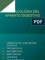 Farmacologia Del Aparato Digestivo