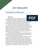 Anthony Trollope - Intoarcerea Lui Phineas Finn