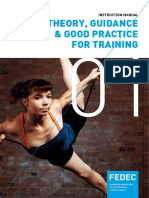 01. Theory, Guidance e Good Practice for Training (2010).pdf