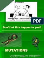 mutations  1