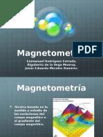 Magnetometría