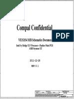 Compal La-8951p r0.1 Schematics