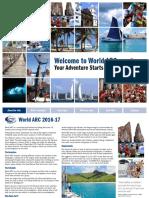 Worldarc 2016 Information Pack Eng