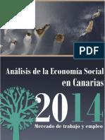 Economía Social en Canarias.2014