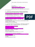 Caso clinico de  Nefrologia preclamsia