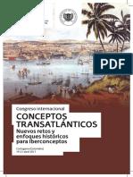 Cartagena, Programa Completo, 2017 Vf