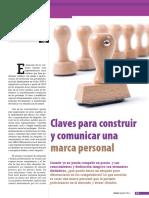 UD6 Claves para construir y comunicar una marca personal IURIS 158 Marzo 2011.pdf