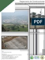 Reglamento Tecnico de Construcciones Plan Regulador