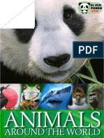 Animals Around the World 2nd Ed - Animales Alrededor Del Mundo - JPR504