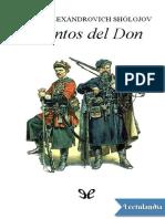 Cuentos Del Don - Mijail Sholojov