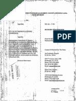 Penn Plaza petition to intervene
