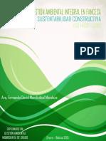 Propuesta de Gestion Ambiental Integral en Fancesa. 2015 Arq. Mendizabal (1)