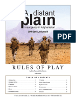 A Distant Plain Rules 2015
