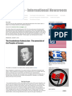 The Coudenhove-Kalergi Plan - The Genocide of the Peoples of Europe