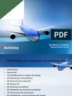 Clases Avionica Metodologia 8D