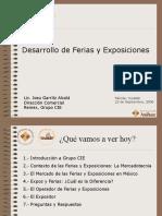 Desarrollo de Ferias y Exposiciones1055