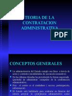 Teoria de La Contratacion Administrativa, Post Título 2016, Udec