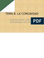 TEMA 8. Arquidiocesis
