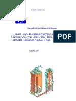 Avrupa Komisyonu Raporu - Amonyak Gübre Üretimi