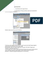 Cara Membuat User Login Di Excel Vba