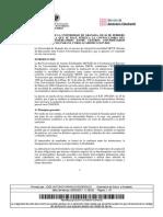 Convocatoria Sicue Firmada 2017-2018