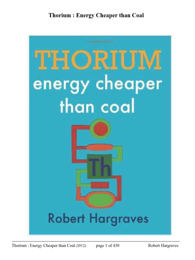 Debate Thorium #1 | Kilowatt Hour | Adenosine Triphosphate