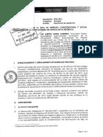 5- Absolución por la PPEMC del recurso de apelación.